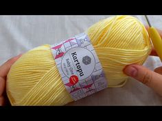 YABANCI KANALDA GÖRDÜM ❗ KEŞKE DAHA ÖNCE GÖRSEYDİM ÇOK KOLAY ÇOK GÜZEL ÇABUK İLERLEYEN BİR MODELMİŞ😍 - YouTube Baby Knitting Patterns, Crochet Patterns, Crochet Stitches, Panda, Youtube, Crafts, Manualidades, Tejidos, Crochet Pattern
