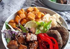 Vegán receptek - reggelik, ebédek, vacsorák, desszertek | Prove.hu Falafel, Granola, Buddha, Beef, Food, Meat, Essen, Falafels, Meals