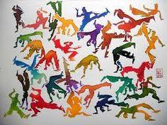 Résultats de recherche d'images pour « capoeira ilustrações »