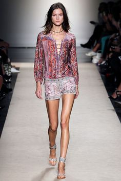 Isabel Marant, Spring Summer Collection 2013, Paris