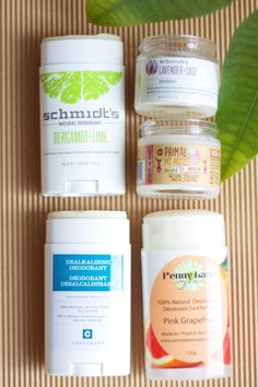 4 of the Best Natural Deodorants (That Actually Work! The formulas I swear by for beating B. Source by otterfairy Schmidt, Skin Care Regimen, Skin Care Tips, Organic Skin Care, Natural Skin Care, Natural Health, Beauty Hacks Skincare, Beauty Products, Skin Products