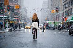 ginger bike