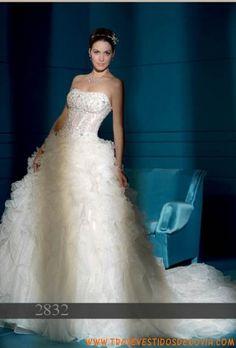 2832 Vestido de Novia Demetrios Bride