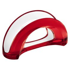 Red Table Napkin Holder by Guzzini. Get it now or find more Napkin & Paper Towel Holders at Temple & Webster. Australia Living, Paper Towel Holder, Red Candy, Guest Towels, Beautiful Christmas, Storage Organization, Napkins, Vintage, Kitchen Utensils