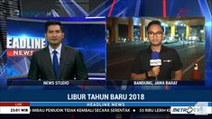 Indonesian News Anchor and Reporter