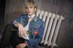 B.A.P - JongUp | Rose concept, title song: Wake me up