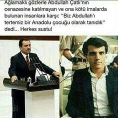Lider Muhsin Yazıcıoğlu Koca Reis Abdullah Çatlı #Başbuğ #Alparslan #Türk #Turan…