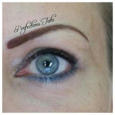 Permanent makeup, tattoo eyebrows. #permanentmakeup #permanentcosmetics #tattoomakeup #eyebrows www.perfectioustat.com