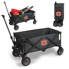 Auburn Tigers Adventure Wagon. Visit SportsFansPlus.com for Discount Coupon.