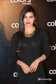 Authoritative Priyanka chopra in necked final, sorry