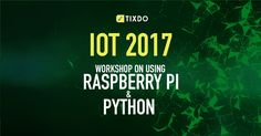 Learn IOT techniques and much more at the Workshop on Raspberry PI & Python.  Book your tix at tixdo.com  #workshop #IOT #Technology Python, Raspberry, Workshop, Events, Technology, Learning, Books, Happenings, Livros