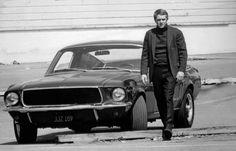 Mustang Bullit #Ford #Mustang #bullitt #mcqueen https://www.auto-reverse.com/mustang-film-bullitt-retrouvee-casse-mexicaine/