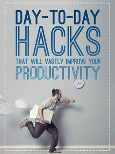 14 Day-To-Day Hacks That Will Vastly Improve Your Productivity This information prove to be something worth distributing among your #team. Check us out at: http://smallbusinesswebtips.com/social-media-business