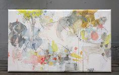 Iro iro (2013) oil on canvas, ink, pigment, charcoal, pastel, coloured pencil 960x570x40mm | Flickr – Condivisione di foto!