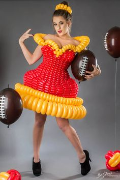 Balloon Dresses | Angkor Amazing