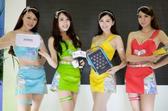 Computex 2015 Boothbabes - http://www.tecnogaming.com/2015/06/computex-2015-boothbabes/