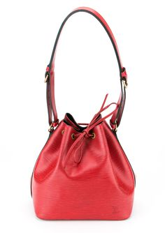 d6d8039788b5 Petit Noe Epi Tote Please note this style is pre-owned. Product is sold