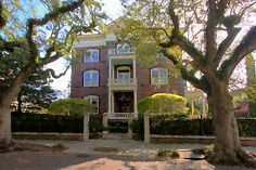 """""""Calhoun Mansion"""""""