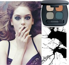 """""""Teals the deal eyeshadow"""" by anythingzoes ❤ liked on Polyvore"""