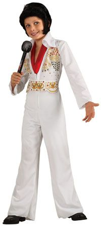 Elvis Kids Costume - Elvis Costumes