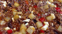 """Por Andy Tous para RecetasPuertoRico.com  """"Esta es mi receta favorita parapicadillo de carne de res.""""  Ingredientes  2 libras de carne de res molida"""