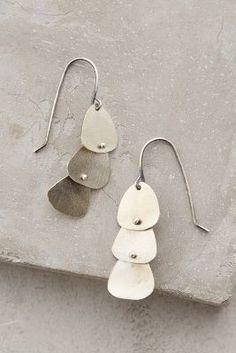 Eric Silva Jewelry Swivel Earrings #anthrofave #gift