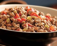 Lean & Spicy Taco Meat  3g Carbohydrate