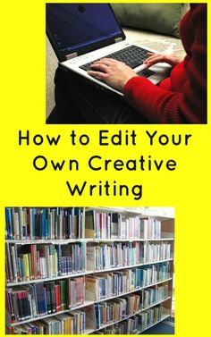 How to Edit Your Own Creative Writing - My Random Musings  ||  Characters acting way out of character for no explainable reason except moving your plot forward Conflict and resolution  Let's break those points down a bit more: Plot Holes  Plot holes can destroy even the best story. If something is just wrong, or too far-fetched, it can lose all credibility with your readers. To an extent, of course your book is fiction and some…