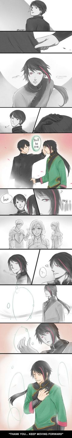 RWBY : Thank You by dhurain.deviantart.com on @DeviantArt