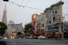 North Beach San Francisco, CA