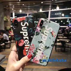 シュプリームsupreme新品iPhone8ケース!花柄のデザインで森ガールっぽい!2選で男女問わず大変人気、オススメ!