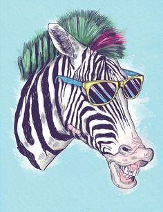 ‿✿⁀Zebra * Like‿✿⁀ ~~Alejandro Giraldo