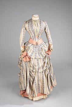 Dress ca. 1885