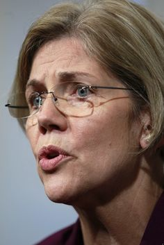 Elizabeth Warren, Ben Bernanke Clash Over 'Too Big To Fail'