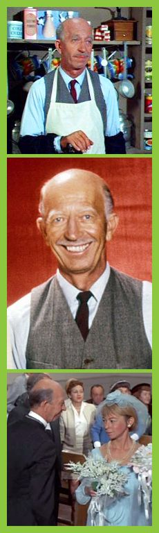 Frank Cady (September 8, 1915 – June 8, 2012) was an American actor best known for his recurring and popular role as storekeeper Sam Drucker in three American television series during the 1960s — Petticoat Junction, Green Acres, and The Beverly Hillbillies.