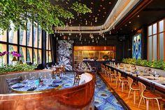 Einstein & Associates | Bottega Ristorante | Exclusive restaurants design | Amazing restaurant interior design you must see | more at www.designcontract.eu | #restaurantinteriors #luxuryrestaurants #bestinteriordesign
