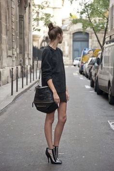 Givenchy | Minimal + Chic | @codeplusform