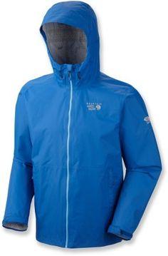 Mountain Hardwear Plasmic Rain Jacket - Men's