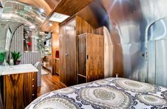 Timeless Travel Trailer 40ft Airstream Remodel
