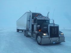The ice road freight haulers called a dry van load a gravy load because it didn't require chains or straps.