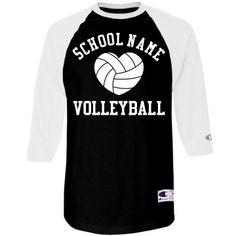 60657d9a0 Trendy Volleyball Mom Shirts With Custom Number. Basketball Boyfriend Baseball Girlfriend ShirtsSoccer ...