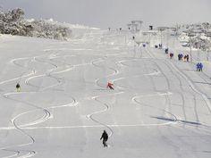 Ski.... Perisher, New South Wales