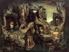The Nerve Garden Australian Painters, Australian Artists, Aliens, Henry Thomas, Fluxus, Art Society, Modern Artists, All Art, Surrealism