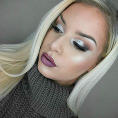 """333 Likes, 8 Comments - Revolution Beauty USA (@revolutionbeautyusa) on Instagram: """"All eyes on @glitzygoddess with her Fortune Favors the Brave Palette look! ❤️"""""""