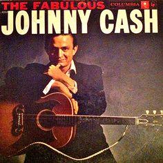 Johnny Cash the Fabulous Johnny Cash