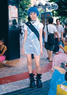 Tokyo Fashion, 2000s Fashion, Japanese Street Fashion, Harajuku Fashion, India Fashion, Fashion Fashion, Fashion Tips, Retro Aesthetic, Aesthetic Clothes