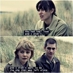 Never let me Go (2010) Carey Mulligan, Keira knightley, Andrew Garfield