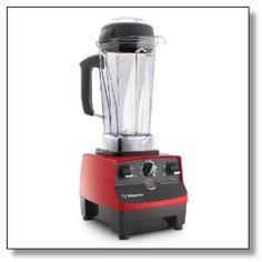 Vitamix 1365 CIA Professional Series Red Blender