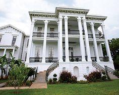 An amazing wedding spot.  Nottoway Plantation White Castle Louisiana-