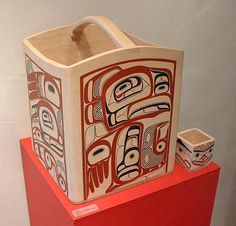David Boxley - Tsimshian Bentwood Boxes and Chests Gallery